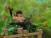 Rambo Bike - Bike Games - Car Games