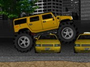 4x4 Rakasa 3 - game balap mobil - mobil game