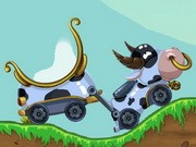 Milk Transport Car Game