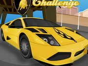Lamborghini Racing Challenge Game