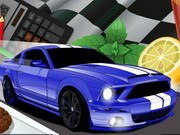 Mode Cars Racing Game