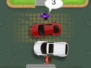 Busy Restaurant Parking - Car Parking Games - Car Games