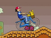 Pokemon Bike Jeu