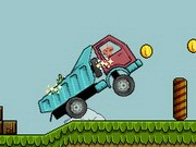 Mario Truck - Car Racing Games - Car Games