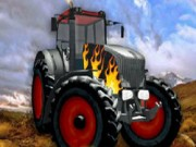 Tractor Mania - Car Racing Games - Car Games