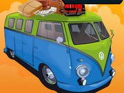 Road Trip Frenzy Game