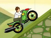 Ben 10 Stunt Mania - Bike Games - Car Games