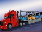 Car Carrier Trailer 4 - Car Parking Games - Car Games