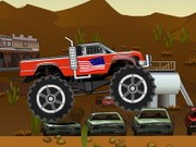 Monster Truck Trip - auto race spelletjes - auto spelletjes
