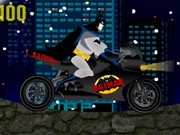 Batman Biker 2 - Bike Games - Car Games