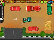 Tom - game parkir mobil - mobil game