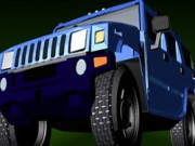 Hummer Rally - game balap mobil - mobil game