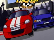 Mini GP - game balap mobil - mobil game