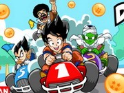 Dragon Ball Kart - auto race spelletjes - auto spelletjes