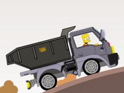 Bart Factory Truck - Car Racing Games - Car Games