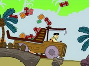 Flintstones Truck Game