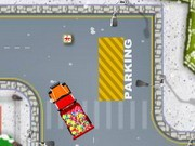 Santa Truck Parking 2 - Car Racing Games - Car Games