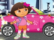 play DORA PARKING GAME