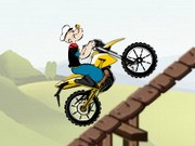 Popeye Bike Ride Jeu