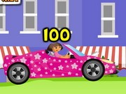 Dora Car Racing Game