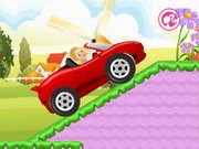 Barbie Car - Car Racing Games - Car Games