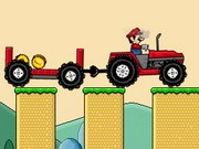 Mario Tractor - Car Racing Games - Car Games
