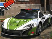 Ultimate Polisi Chase - game balap mobil - mobil game