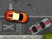 play RUSH HOUR PARKING GAME