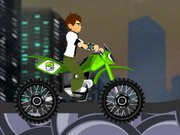 Ben 10 Bike Challenge - Bike Games - Car Games