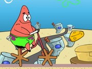 Patrick Cheese Bike - Bike Games - Car Games