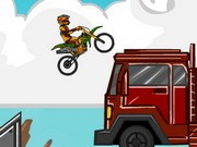 Risky Rider 6 - Bike Games - Car Games