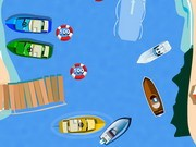 play BOAT PARKING GAME