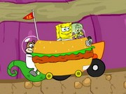 Spongebob Racing Tournament - game balap mobil - mobil game
