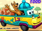 Scooby Doo Food Rush - game balap mobil - mobil game