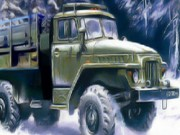Ural Truck - Car Racing Games - Car Games