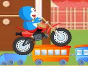 Doraemon Super Ride - Bike Games - Car Games