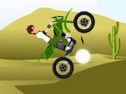 Ben 10 Bike Trip 3 - Bike Games - Car Games
