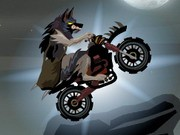Werewolf Rider - Bike Games - Car Games