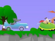 Canine Cruisers - Car Racing Games - Car Games