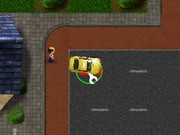 Sim Taxi - game balap mobil - mobil game