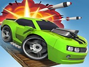 Jalan Rockets - game balap mobil - mobil game
