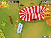 Circus Caravan Parking - Car Parking Games - Car Games