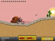 The Desert Bike - giochi di moto - giochi di automobili