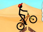 Stickman Freestyle Bmx - Bike Games - Car Games