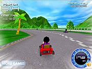 play SUPER KART 3D DESCRIPTI…