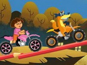 Jeu Dora l'exploratrice Racing