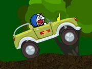 Doraemon Car Driving Challenge Game