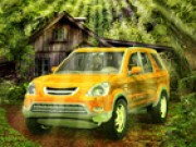 Park In The Woods - game parkir mobil - mobil game