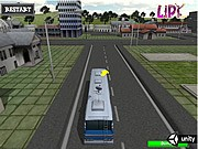 Skolbuss Parkering 3D Game