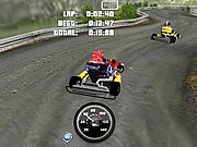 Go Kart 3D - Car Racing Games - Car Games